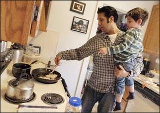 Como ser Papá Bloguero y Amo de Casa