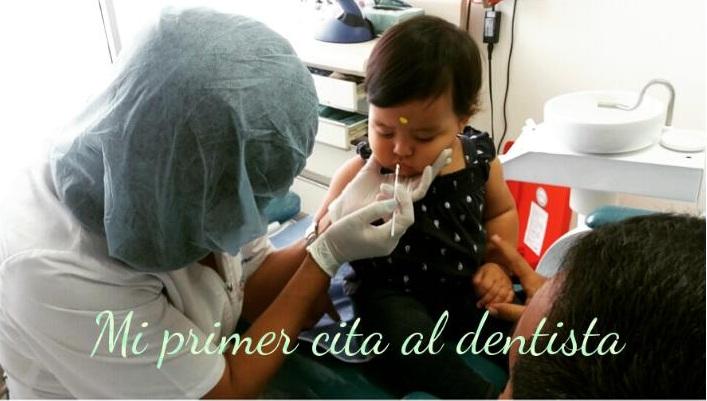 Mi primer cita al dentista